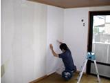 クロス、壁紙張り替えイメージ