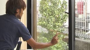 窓・サッシ・網戸